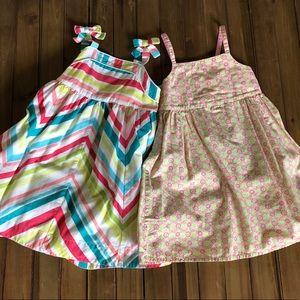 Two Amazing Toddler Sundresses!